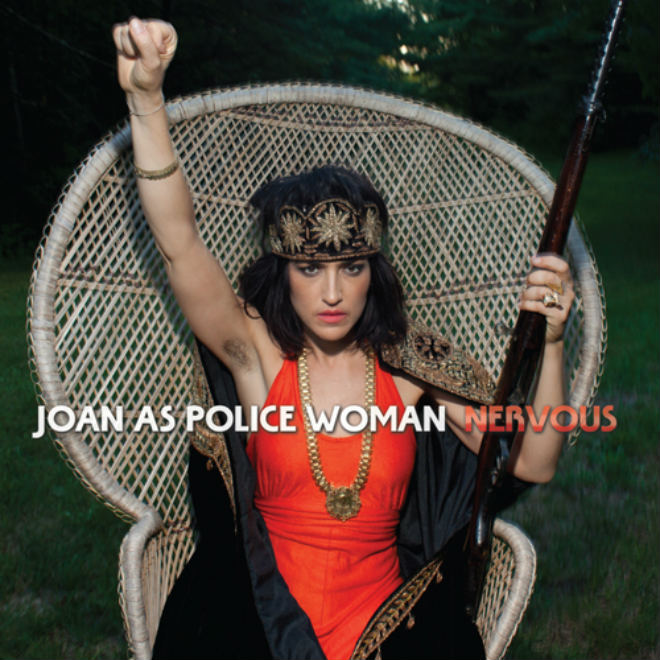 "Joan As Police Woman, ""Nervous"" Foto: Thatcher Keats"