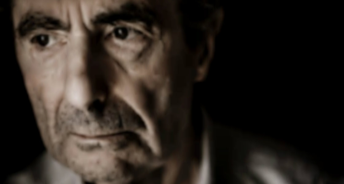 Philip Roth. Foto: Wolf Gang