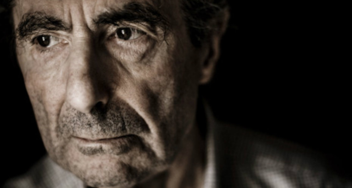 Porträtt av Philip Roth, Wolf Gang/Flickr.