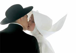 Kissing Nun Foto: Oliviero Toscani