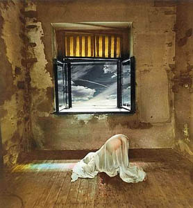 Jan Saudek The Loneliness