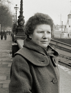 Janet Frame Foto Jerry Bauer