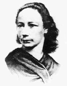 Louise Michel. Foto: Wikipedia