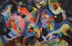 Improvisation. Syndafloden, 1913