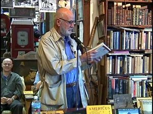 Lawrence Ferlinghetti på DG Wills Books La Jolla