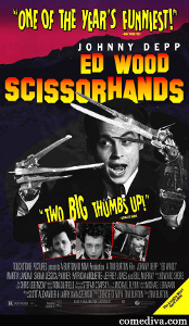 Ed Wood Sissorhands
