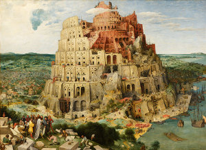 Pieter Bruegel the Elder The Tower of Babel