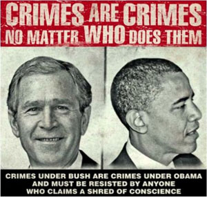 War Crimes BushObama