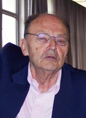 Michel Tournier. Foto Wikipedia