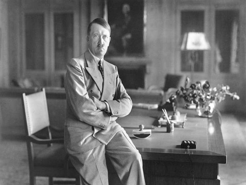 Adolf Hitler. Foto: Wikipedia