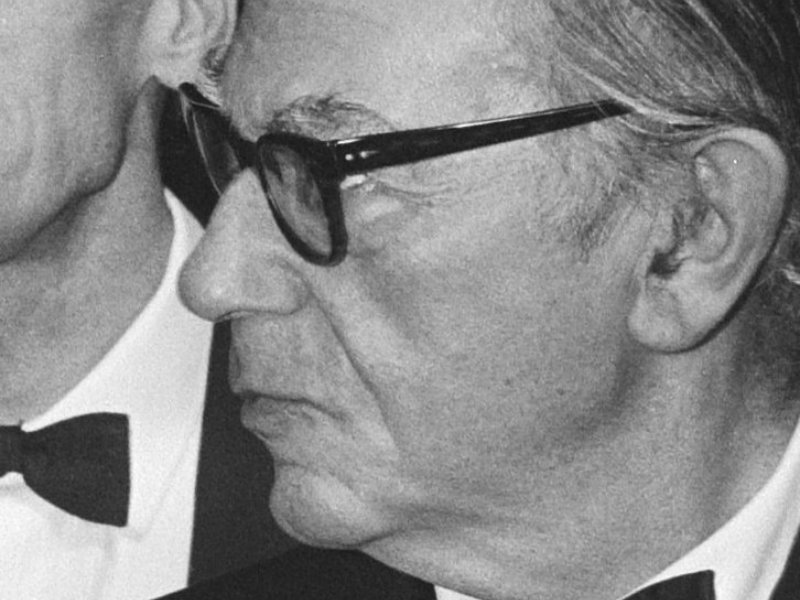 Isaiah Berlin1983.  Foto Wkipedia CC BY SA 3.0