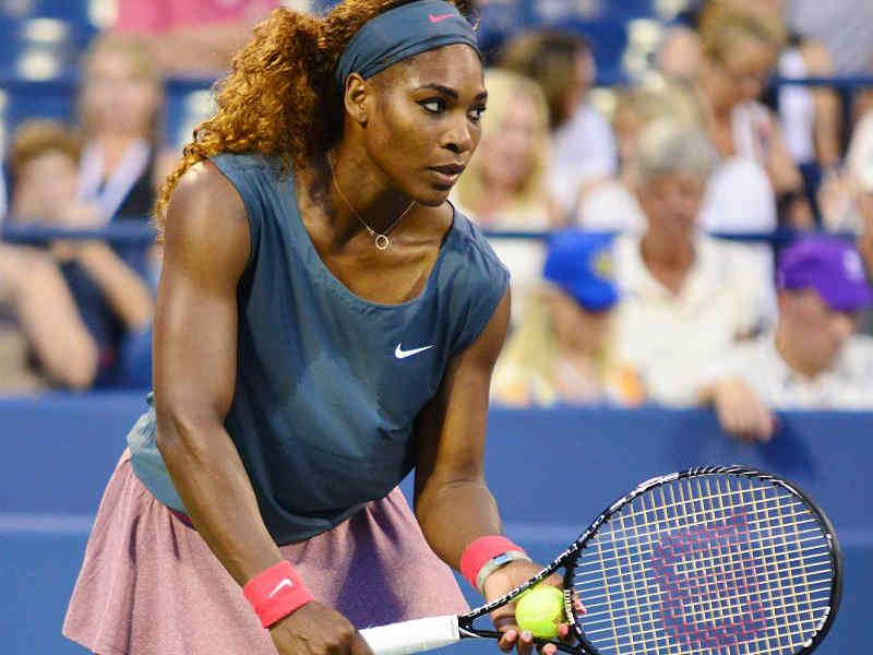 Serena Williams. Foto:  Flickrworker