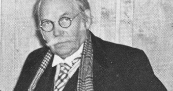 Otto Andersson på 1950-talet.