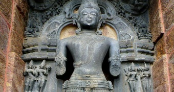 Surya or the Sun God, Konark Foto Raveesh Vyas