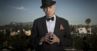 James Ellroy  Foto Modernista